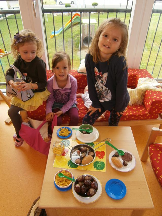 Kindergarten inzenhof for Herbst im kindergarten